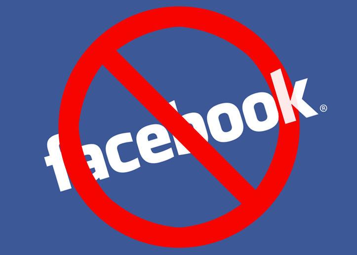 WhatsApp y Snapchat podrían ser censuradas en el Reino Unido  Facebook-prohibido