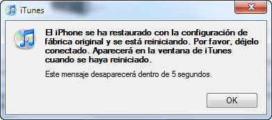 Actualización iPhone OS 3.0 6