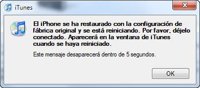 Actualización iPhone OS 3.0 6