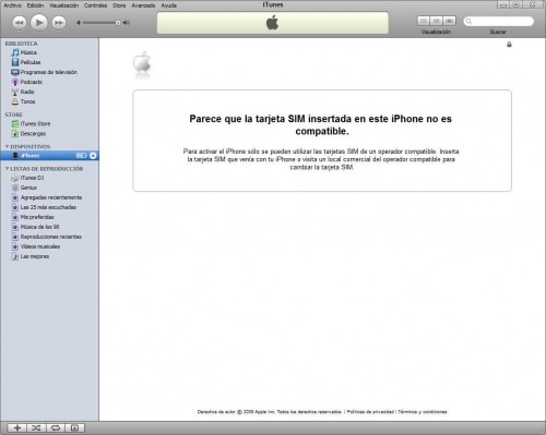 Actualización iPhone OS 3.0 7