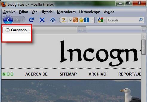 Firefox loading 2