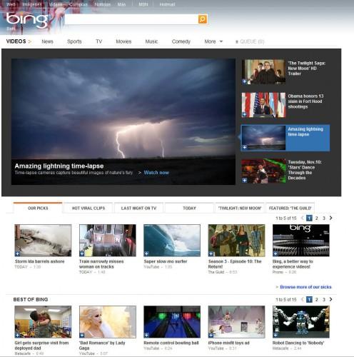 Bing Videos 1