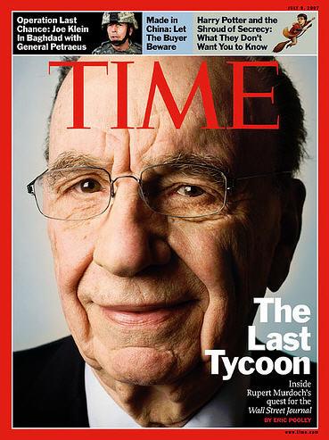 Periódicos 2 - Rupert Murdoch
