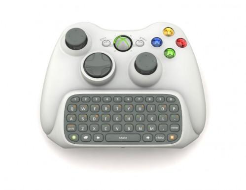 Teclado Xbox 360