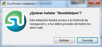 Google Chrome y sus extensiones 3