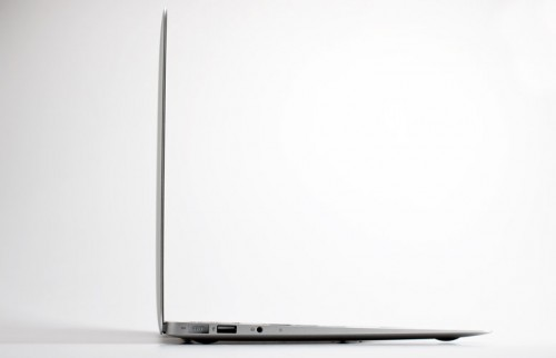 MacBookAir2010 Perfil4 500x322MacBook Air de 13 pulgadas