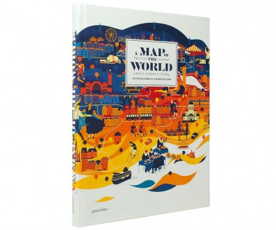 a-map-of-the-world